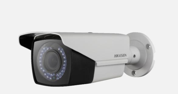 CAMERA HD TVI 2,8 A 12MM 40MT 720P BCA DS-2CE16C2T-VFIR3