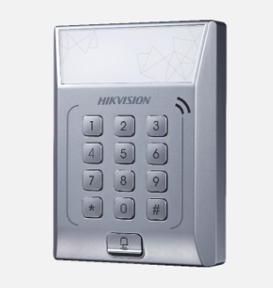 CONTROLE DE ACESSO HIKVISION DS-K1T801E STAND ALONE