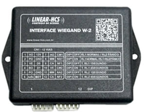 INTERFACE W2 LINEAR-HCS