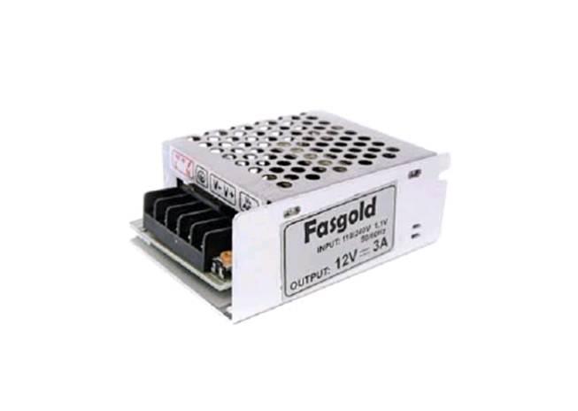 FONTE 12V/3A GRADEADA (PSI-SMART CHIP)