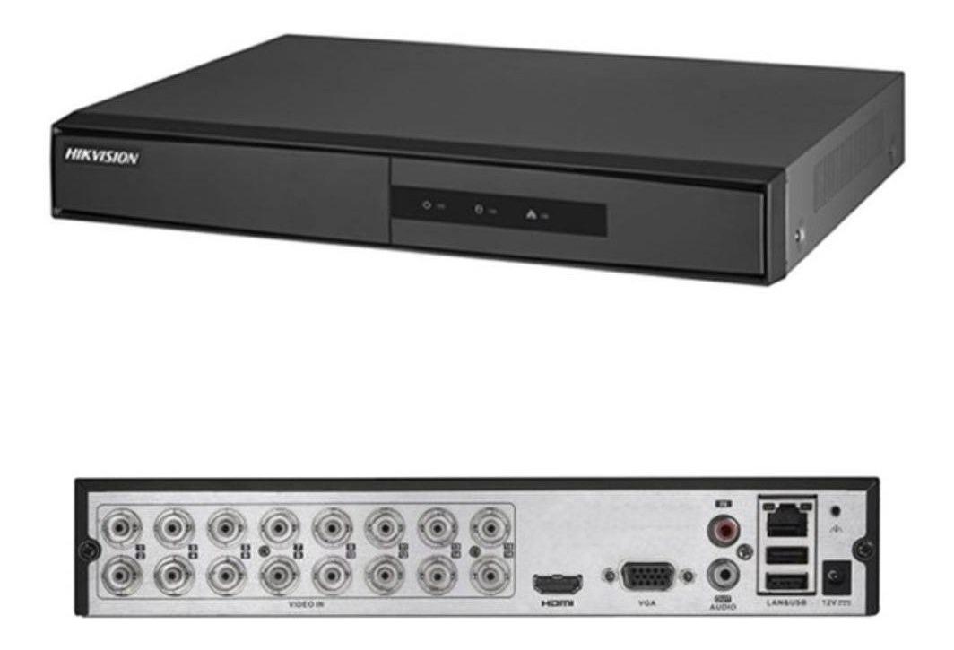 DVR HIKVISION DS-DS-7216HGHI-K1 ST 1T