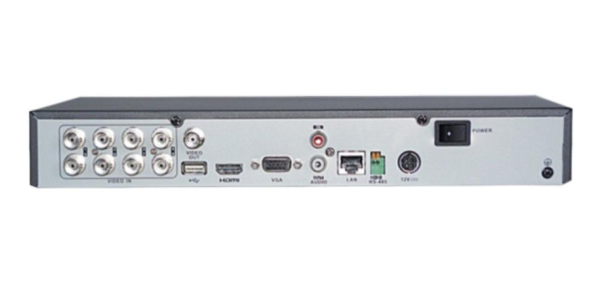 GRAVADOR/REPRODUTOR DIGITAL DS-7208HQHI-K1