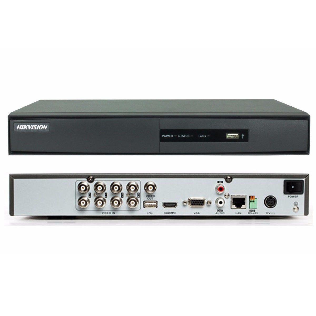 DVR HIKVISION DS-7208HGHI-F1/N ST 1T