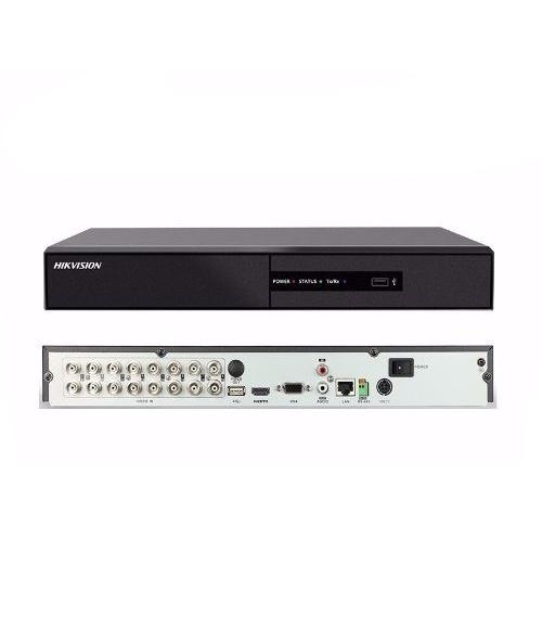 GRAVADOR DVR THD 720P 16 CANAIS 2HDD DS-7216HGHI-F2