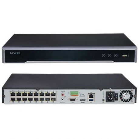 NVR HIKVISION DS-7616NI-Q2/16P