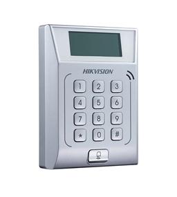 CONTROLE DE ACESSO HIKVISION DS-K1T802M STAND ALONE C/ DISPL